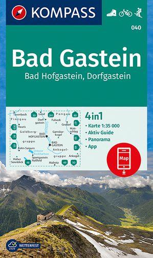 040 Bad Gastein, Bad Hofgastein, Dorfgastein