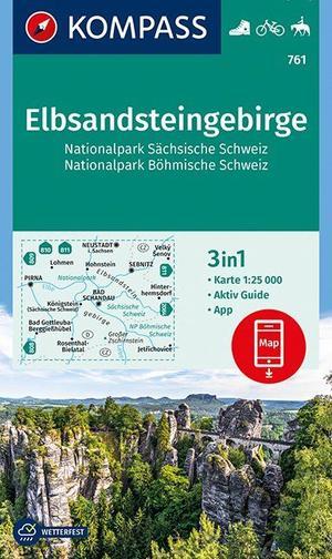 Elbsandsteingebirge / NP Sächsische & Böhmische Schweiz