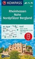 Rheinhessen, Nahe 831 GPS wp kompass + AG