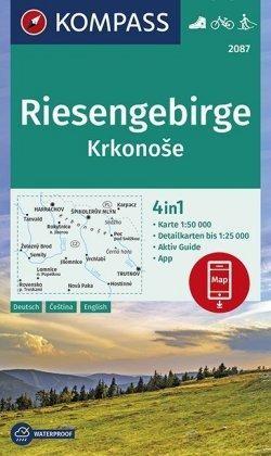 2087 Riesengebirge, Krkonose