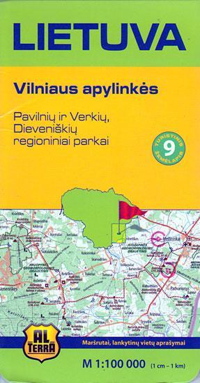 9 Vilnius Apy.100k Lietuva Alterra