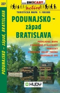 227 Podunajsko Zapad 1:100dk Shocart