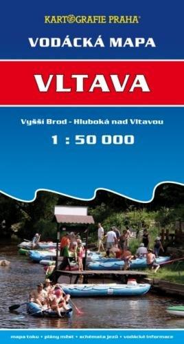 Moldau Kanokaart 1:50.000