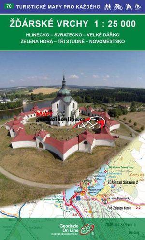 70 Žďárské vrchy