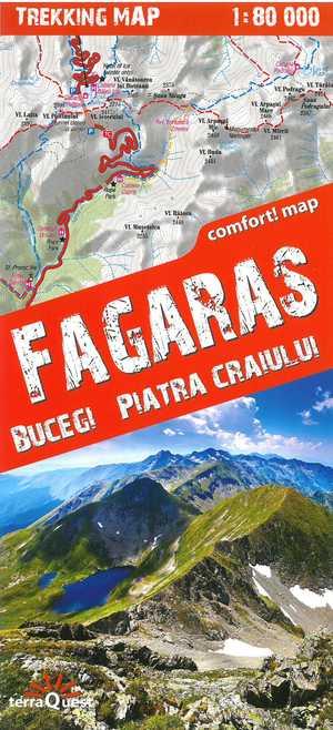 Fagaras, Bucegi, Piatra Craiului gepl.