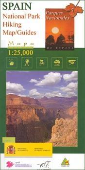 Timanfaya Map+guide 1:25.000 Cnig