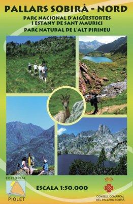 Pallars Sobira Nord 1:50.000