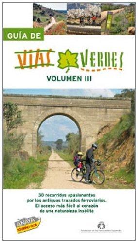 Guia De Vias Verdes Volumen 3