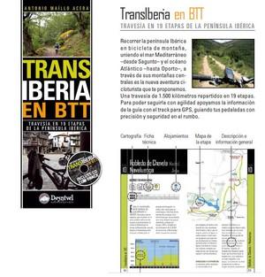 Trans-iberia En Btt Desnivel