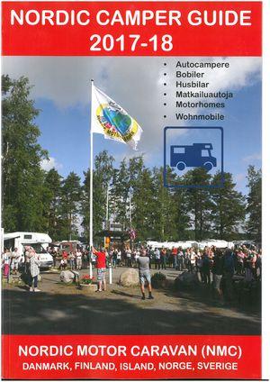 Nordic camper guide 2017-18