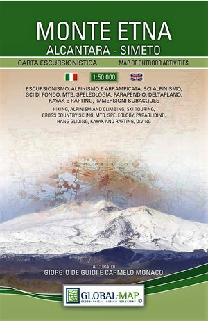 Monte Etna / Alcantara / Simeto