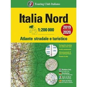Italy North atlas - atlante stradale Nord