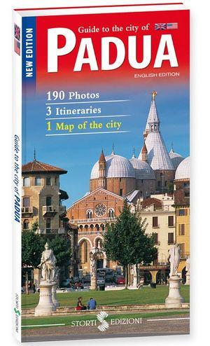 Padua Eng 3 Itineraries 1 Map Storti