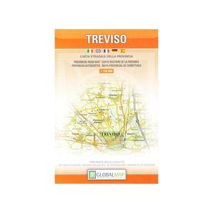 Treviso 1:150d Carte Stradale Della Prov
