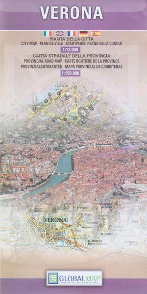 Verona 1:12.000 / Provincia 1:150d