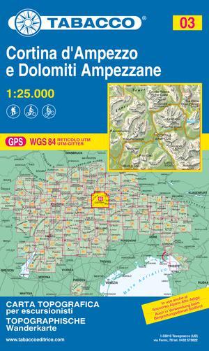 Cortina D'ampezzo E Dolomiti Ampezzane