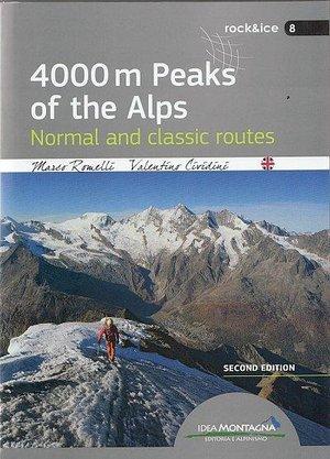 4000 m Peaks of the Alps