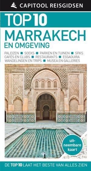 Capitool Top 10 Marrakech en omgeving