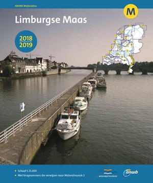 ANWB Wateratlas Limburgse Maas - 2018/2019