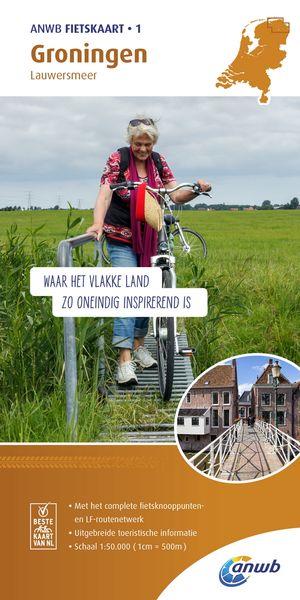 Groningen, Lauwersmeer 1:50 000