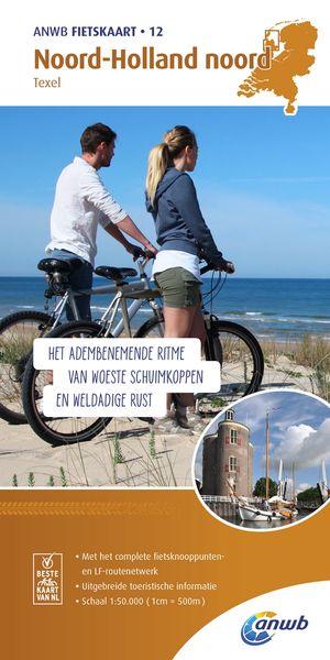 Noord-Holland Noord, Texel 1:50.000