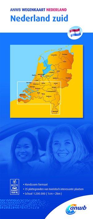 Nederland zuid 1:200000