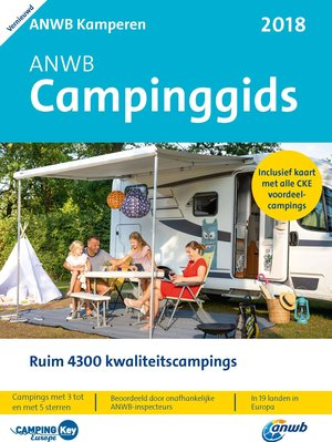 Anwb campinggids 2018