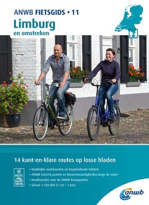 ANWB Fietsgids - 11. Limburg en omstreken
