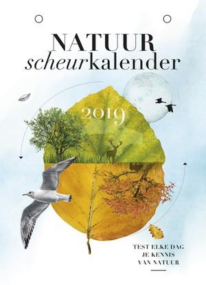 Natuurscheurkalender - 2019