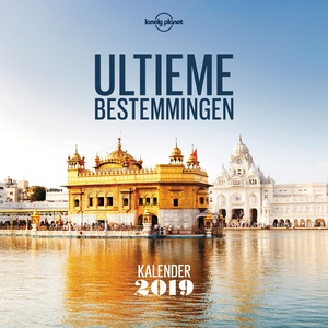 Ultieme bestemmingen kalender - 2019