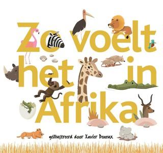 Zo voelt het in Afrika