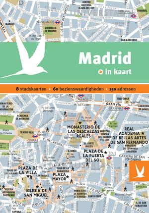 Madrid in kaart