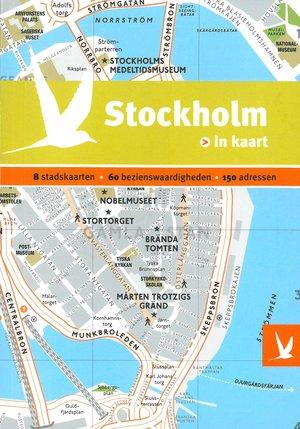 Stockholm in kaart