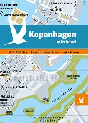 Kopenhagen in kaart