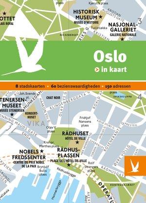 Oslo in kaart