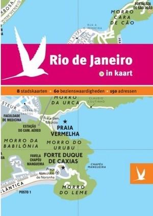 Rio de Janeiro in kaart
