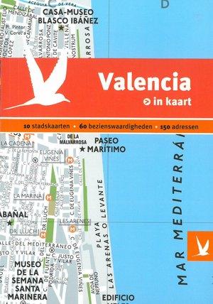 Valencia in kaart
