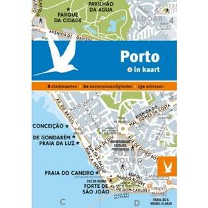 Porto in kaart