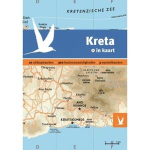 Kreta in kaart