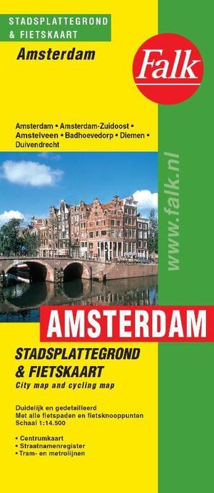 Amsterdam plattegrond