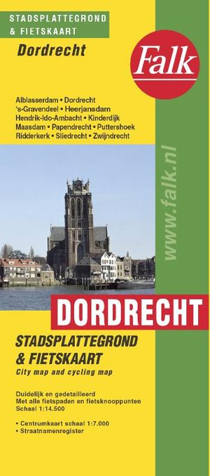 Dordrecht plattegrond - 18