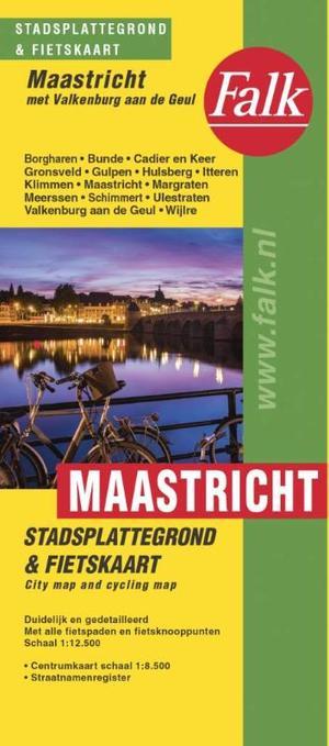 Maastricht plattegrond