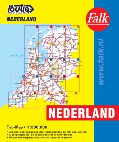 Routiq Nederland Tab Map