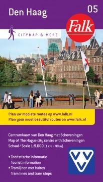 Falk citymap Den Haag