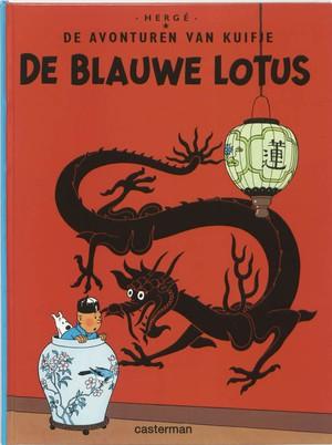Kuifje Geb Blauwe Lotus