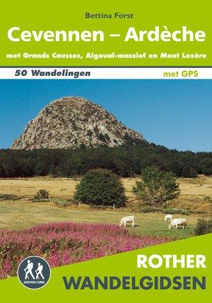 Rother wandelgids Cevennen-Ardèche