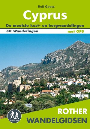 Rother wandelgids Cyprus