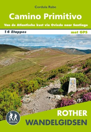 Rother wandelgids Camino Primitivo