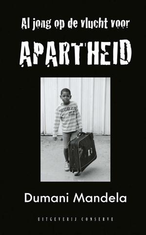Al jong op de vlucht voor apartheid