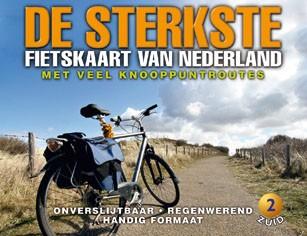 De sterkste fietskaart van Nederland - 2 Midden- en Zuid-Nederland